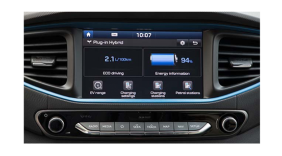 Eco driving assistant system